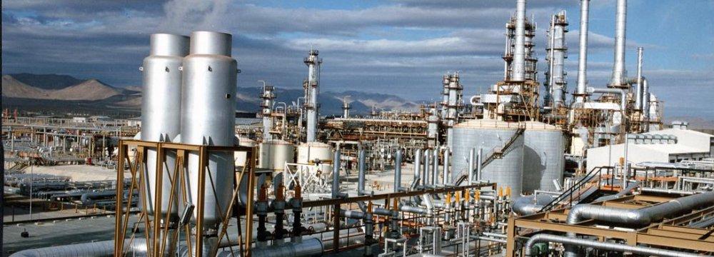 Tabriz to Emerge as Petrochemical Hub