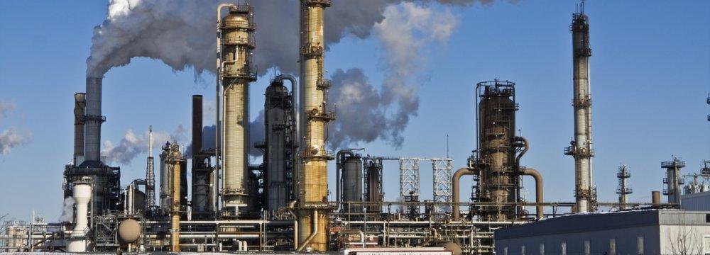 Oil Refining Capacity to Hit 1.85 Million bpd