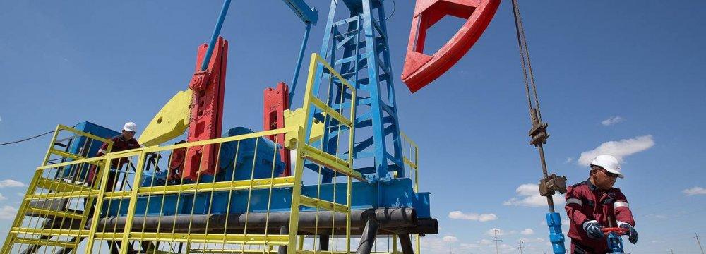 Iranian Oil Worsens Prospect of Russian Supplies