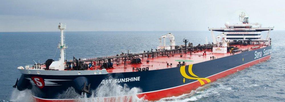 South Korea Doubling  Iranian Oil Imports