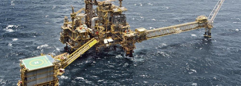 South Pars Refinery Overhaul Underway