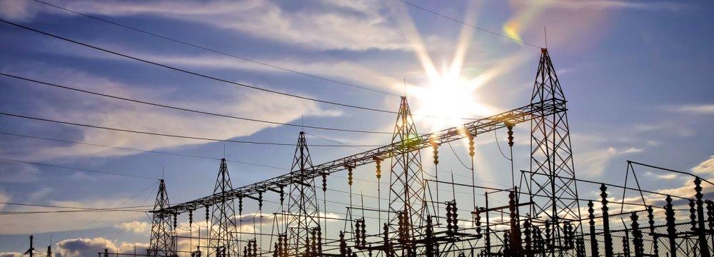 Tehran Gearing for Peak Electricity Demand