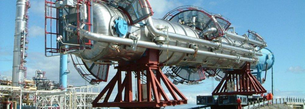 Oil, Condensate Exports Edging  Toward Pre-Sanctions Level