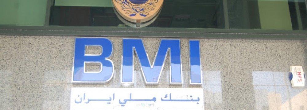 BMI Building Food Factory