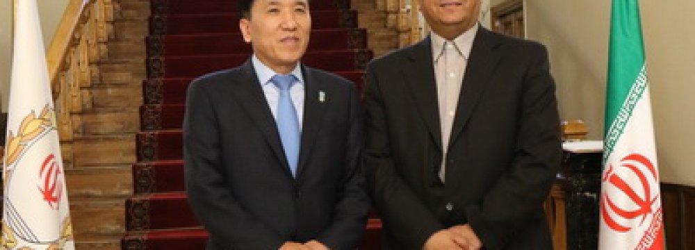 BMI, Korea Bank to Expand Ties
