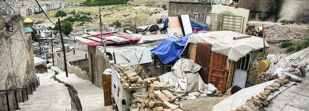 Informal Settlements Pose Challenges