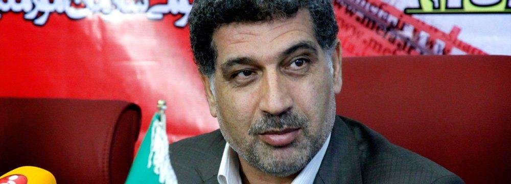 Former INTA Chief Ali Asgari