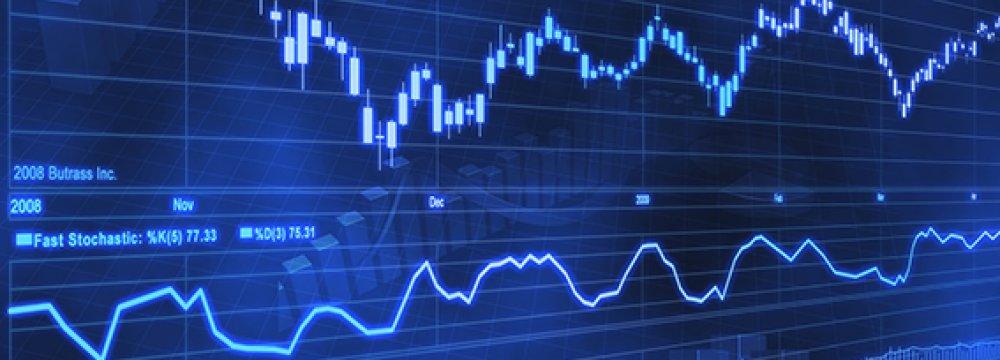TEDPIX Ends Monday Trade 0.16% Lower