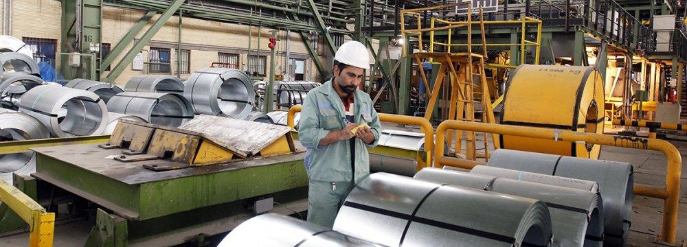 Iran Steel Caught in EU-China Crossfire