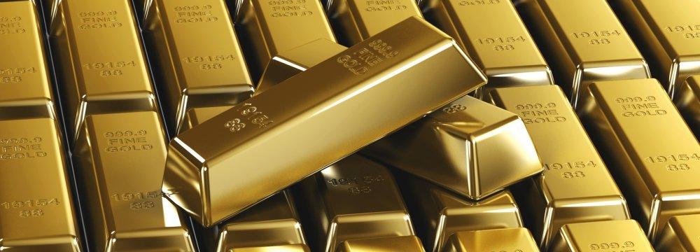 Isfahan Gold Bar Exports at $800m p.a.