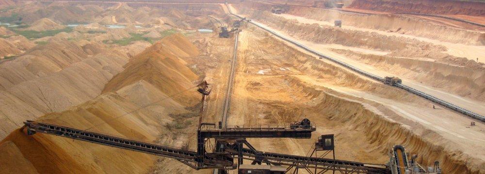 Iran Lead, Zinc Mining Under Limelight