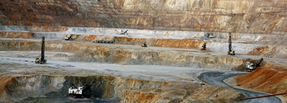 Iran Boasts Broad Spectrum of Massive Mineral Wealth