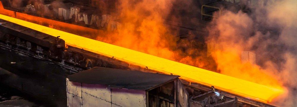 "Iran's Steel Industry ""a Rising Star"""