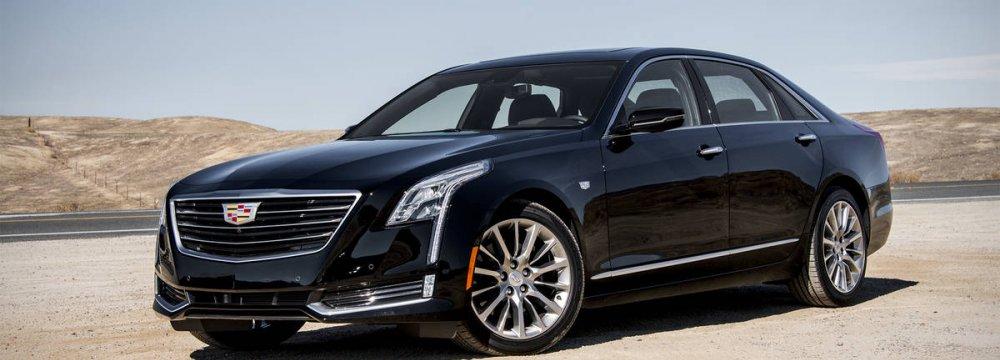 Cadillac Begins European Sales With 2 Models