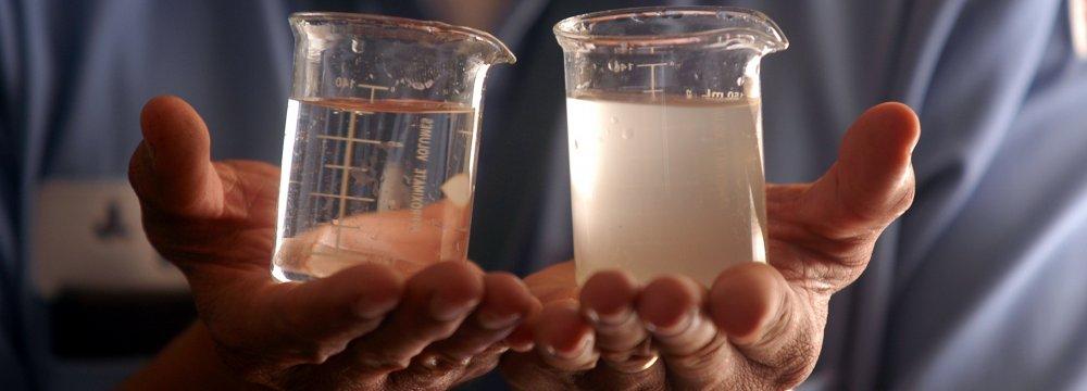 Iranian Students Develop Desalination Membrane