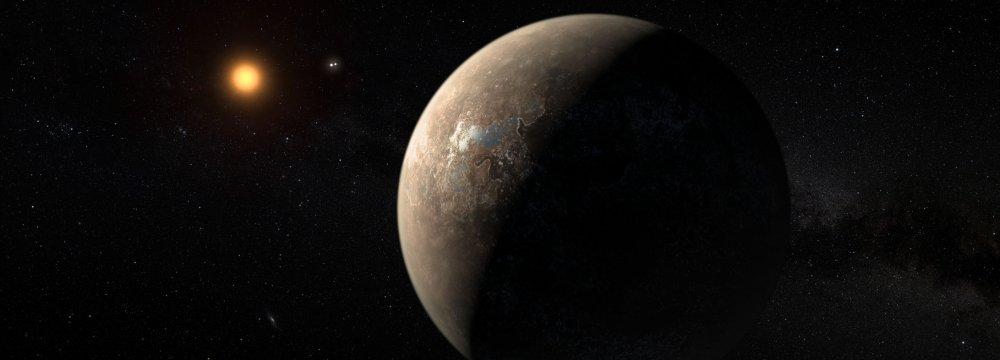 Earth-Like Planet Found Circling Sun's Neighbor