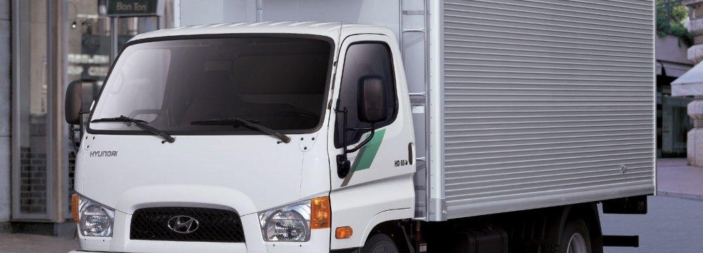 Hyundai's CKD Truck Entry Likely