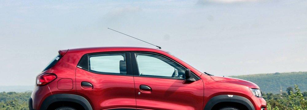Kwid Helps Boost Renault Sales