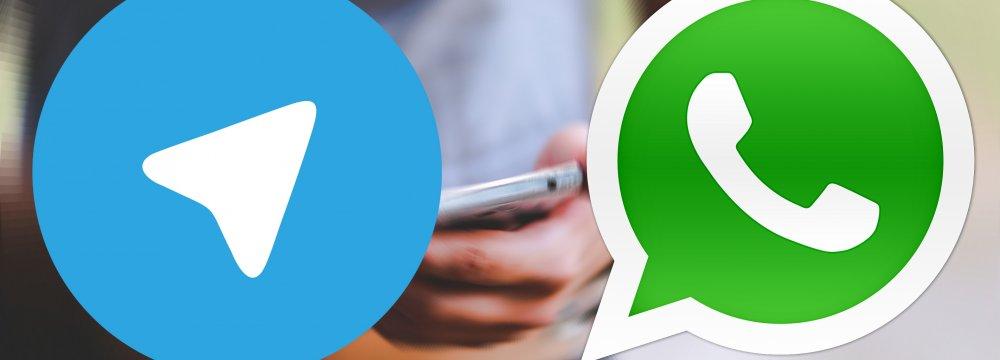 Battle Over Messaging Apps Restarts
