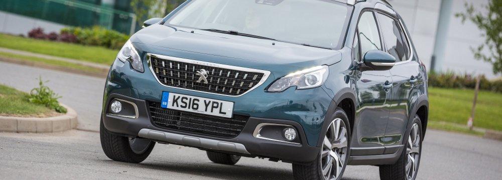 IKCO-Peugeot JV Rolls Again