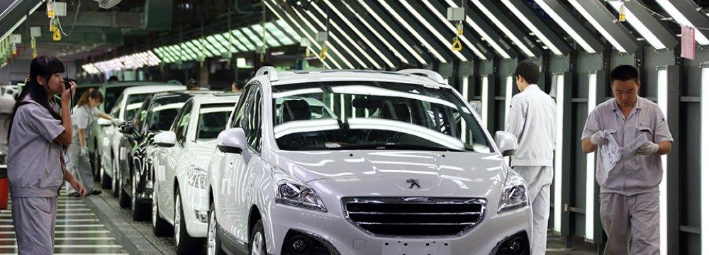 Peugeot Profits Up, Despite China Dip