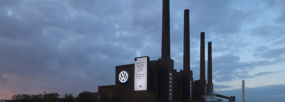 Porsche to Endorse VW's Former Management