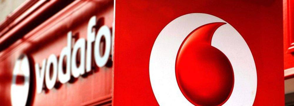 Vodafone Reports Profits