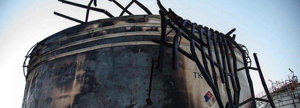 Ammonia Leakage in Ahwaz