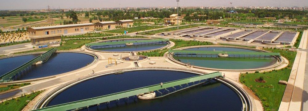 Tehran Wastewater Project Stumbles