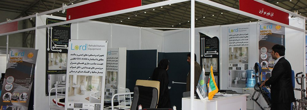 Health Expo Overwhelmed by Exhibitors