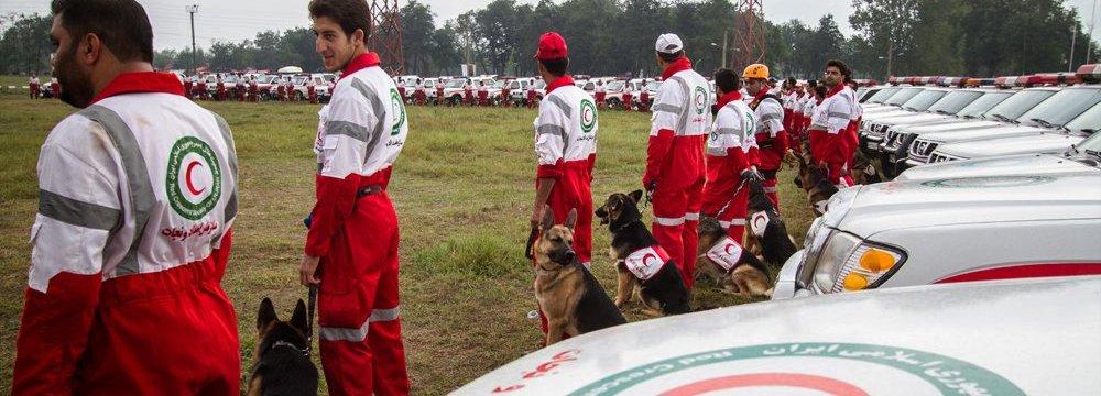 ICRC Seeking Iran Help  in Regional Operations