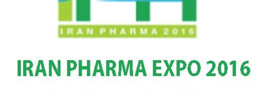 Pharma Expo in September