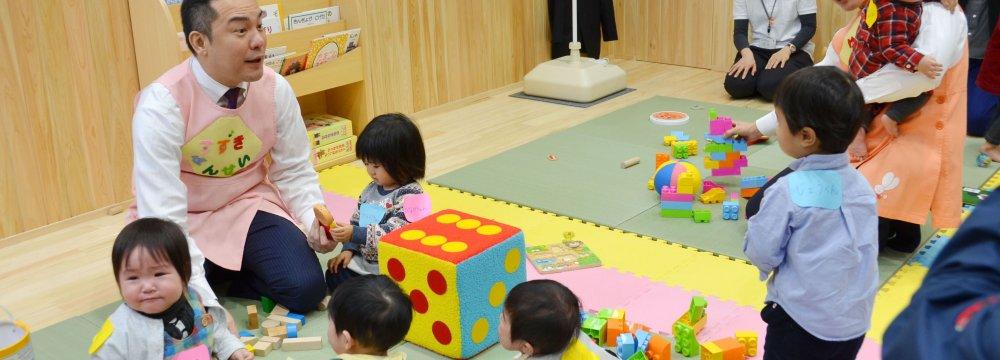 Japan Mayors Promote Work-Life Balance