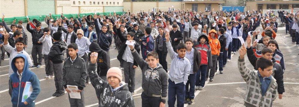 Schools Enforcing Truancy Law