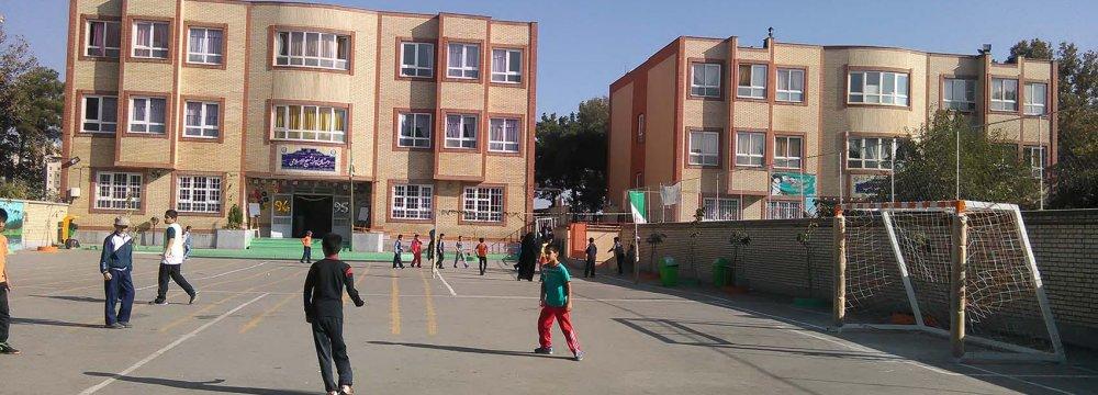 NGO Building Schools