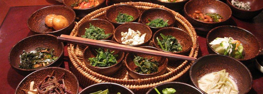Korean Cuisine for Iranians