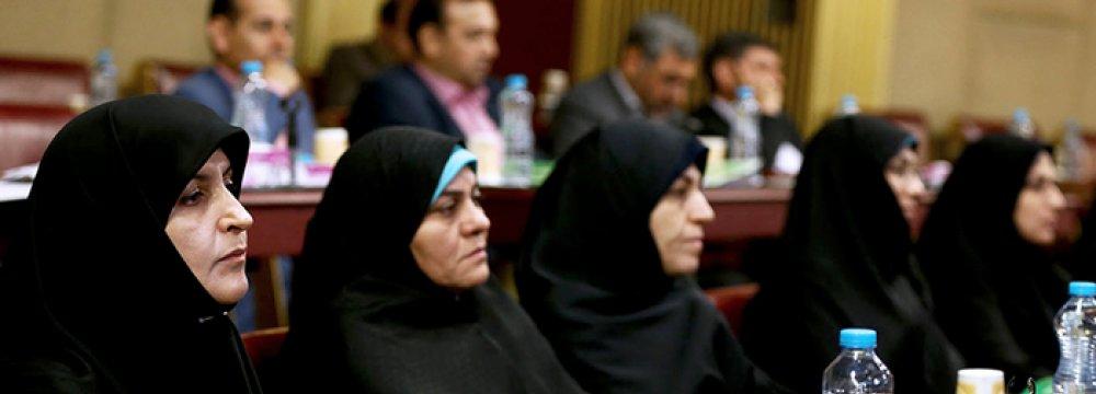 Women Seek Bigger Role in Economic, Social Development