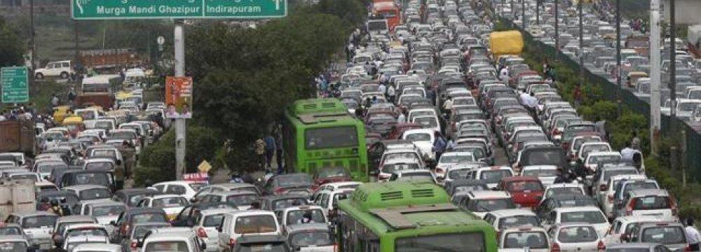Delhi Bans 10-Year-Old Diesel Vehicles
