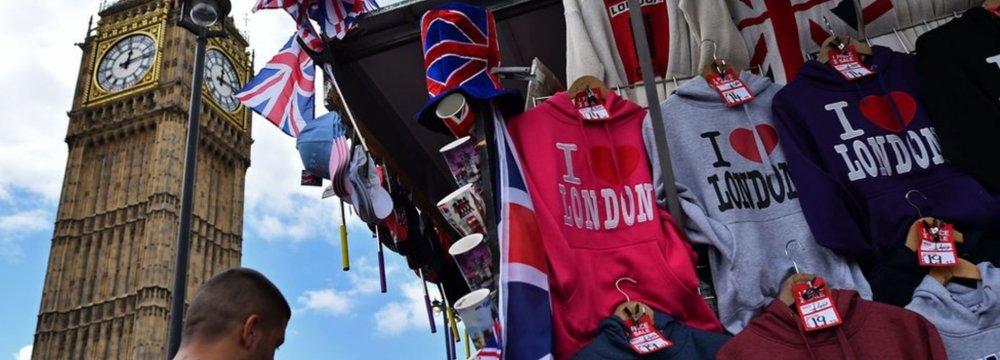 Falling Pound Helping  UK Tourism