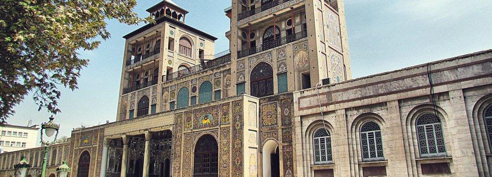 Golestan Palace Beefing Up Security, Surveillance