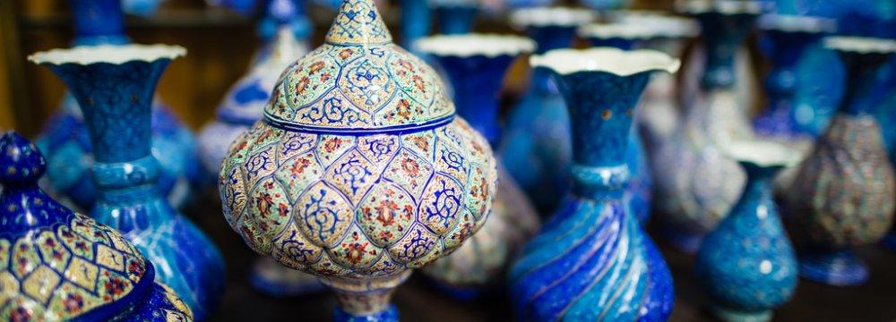 Tehran Handicraft Exports Hit $23m