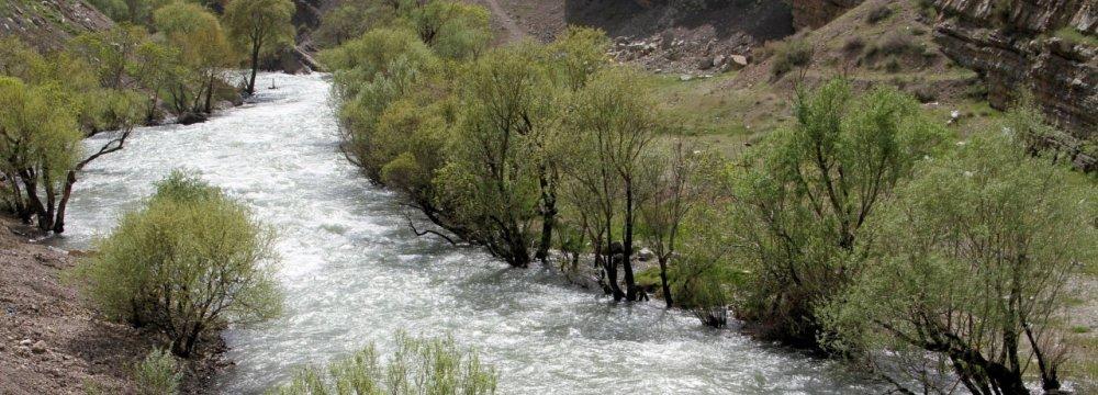 Fate of Karaj River Sealed