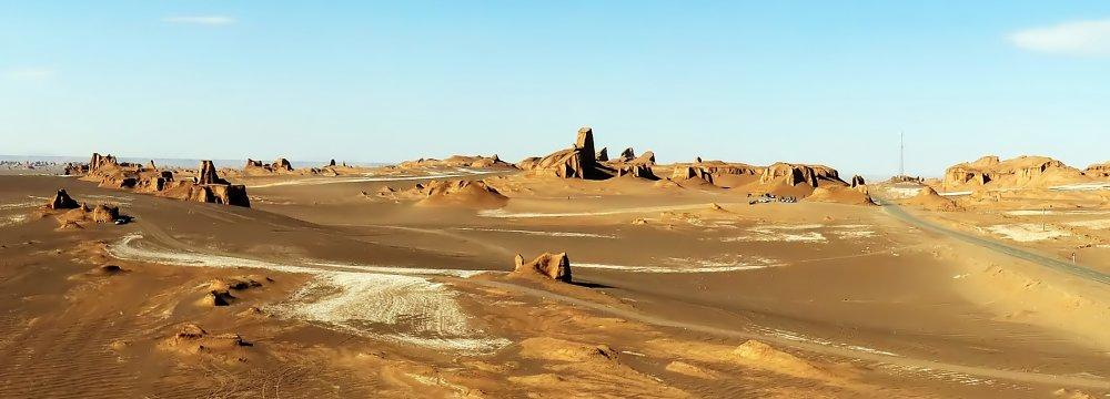 Reaping Benefits of Lut Desert's Global Status