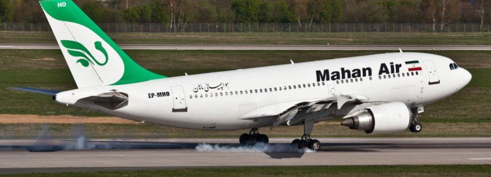 Mahan Air Launches Copenhagen Route