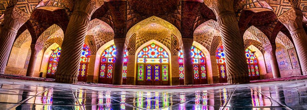 ICHHTO Replacing Mosque's Stolen Tiles