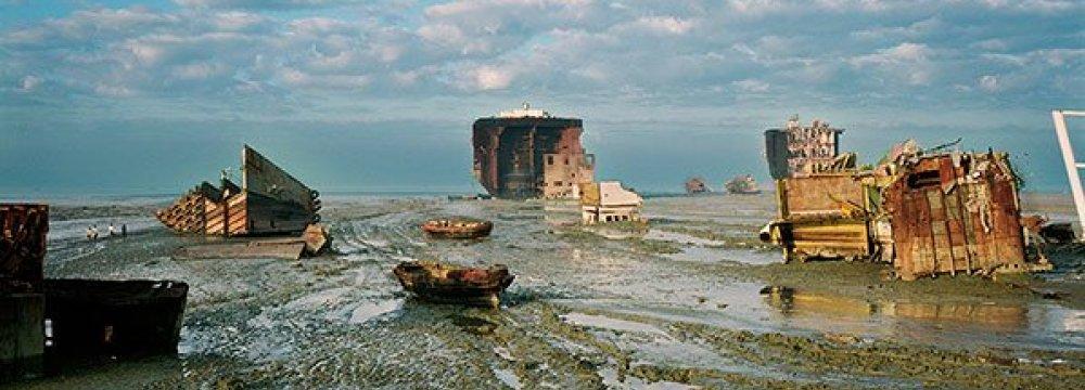 Ship Recycling Banned in Persian Gulf, Caspian Sea