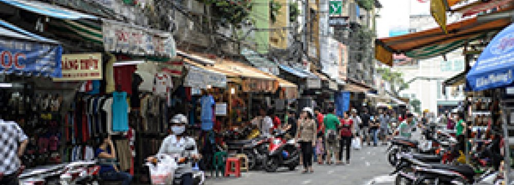 ADB Expects 6.7% Growth in Vietnam