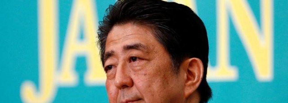 Abe Promises to Boost Economy