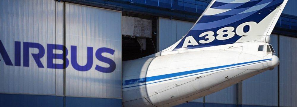 Airbus Faces UK Criminal Fraud Probe