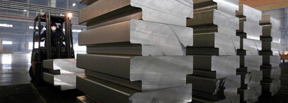 Aluminum at 13-Month High